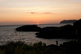 tramonto servizio fotografico
