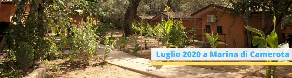 Offerta Vacanza Luglio 2020 nel Cilento - Villaggio ...